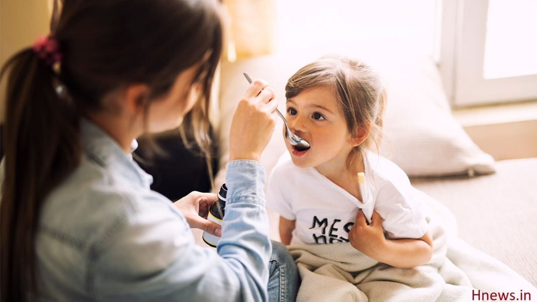 Tips For Giving Medicines To Child